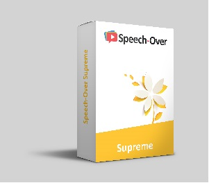 Speech-Over Supreme