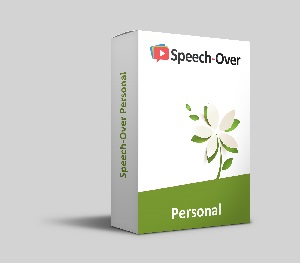 Speech-Over Personal